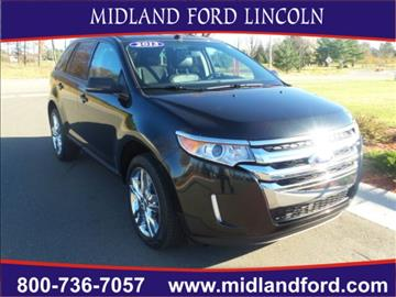 2013 Ford Edge for sale in Midland, MI