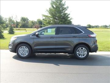 2017 Ford Edge for sale in Midland, MI