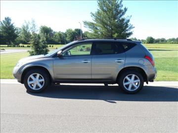 2003 Nissan Murano for sale in Midland, MI