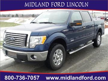 2011 Ford F-150 for sale in Midland, MI