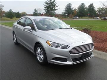 2016 Ford Fusion for sale in Midland, MI