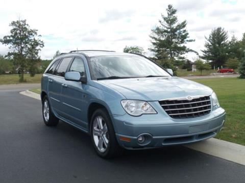 2008 Chrysler Pacifica for sale in Midland, MI