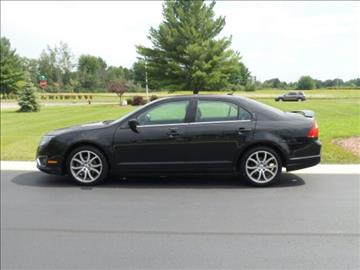 2010 Ford Fusion for sale in Midland, MI