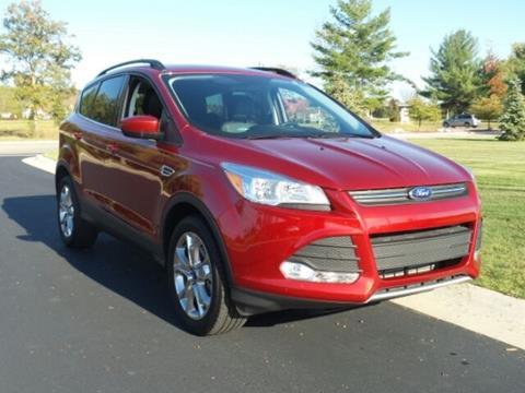 2016 Ford Escape for sale in Midland, MI