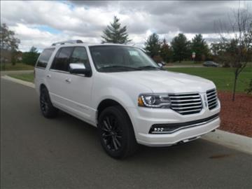 2017 Lincoln Navigator for sale in Midland, MI