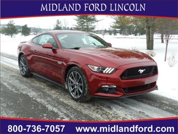2016 Ford Mustang for sale in Midland, MI