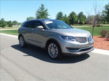 2016 Lincoln MKX for sale in Midland, MI