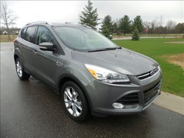 2014 Ford Escape for sale in Midland, MI
