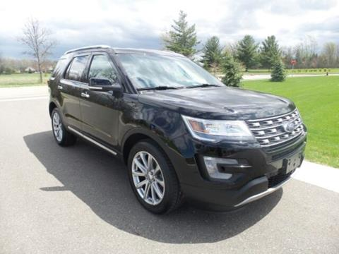 2016 Ford Explorer for sale in Midland, MI