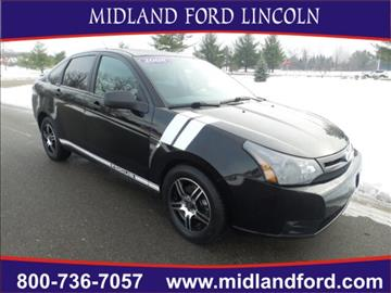 2008 Ford Focus for sale in Midland, MI