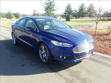 2013 Ford Fusion for sale in Midland, MI