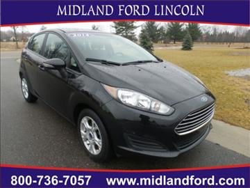 2014 Ford Fiesta for sale in Midland, MI