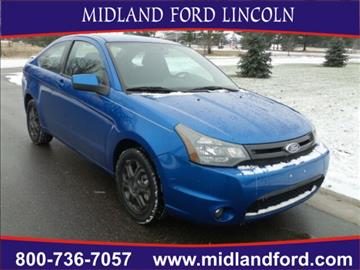 2010 Ford Focus for sale in Midland, MI