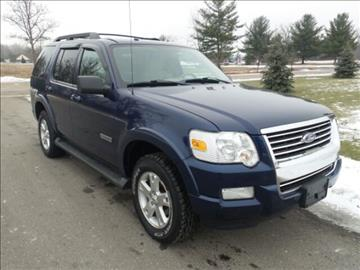 2007 Ford Explorer for sale in Midland, MI