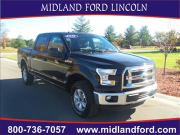2016 Ford F-150 for sale in Midland, MI