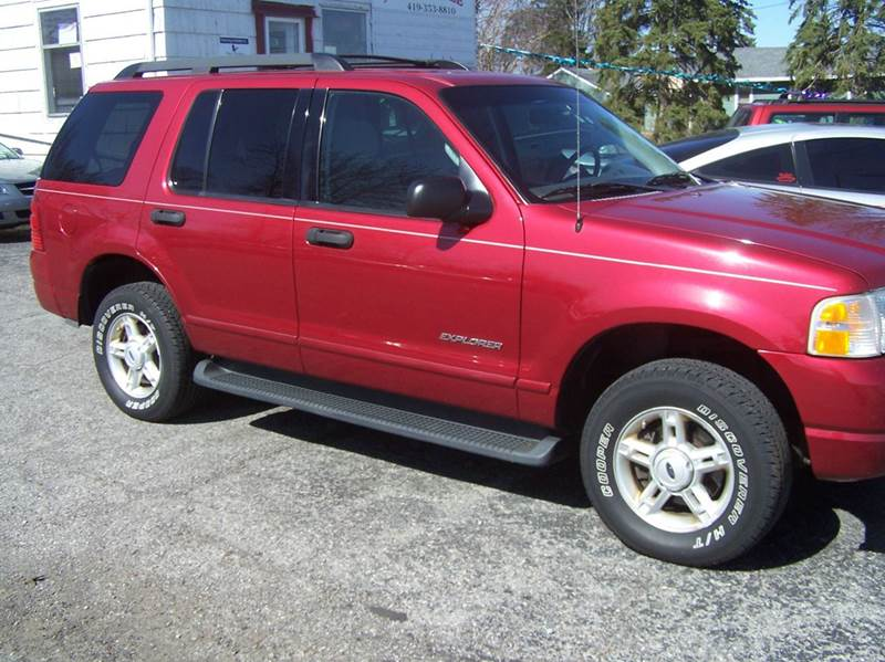 2005 ford explorer 4dr xlt 4wd suv in bowling green oh autoville. Cars Review. Best American Auto & Cars Review