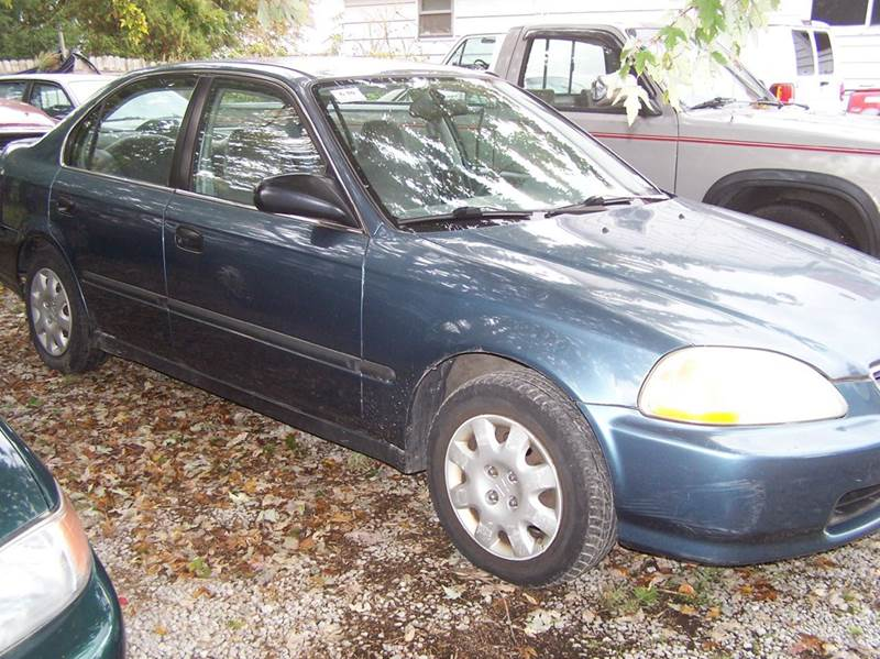 1998 Honda Civic LX 4dr Sedan - Bowling Green OH
