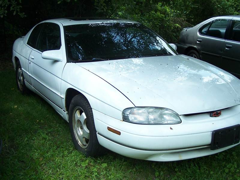 1999 Chevrolet Monte Carlo Z34 2dr Coupe - Bowling Green OH