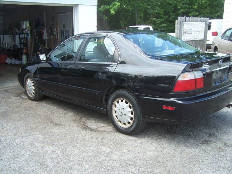 1997 Honda Accord EX 4dr Sedan - Bowling Green OH