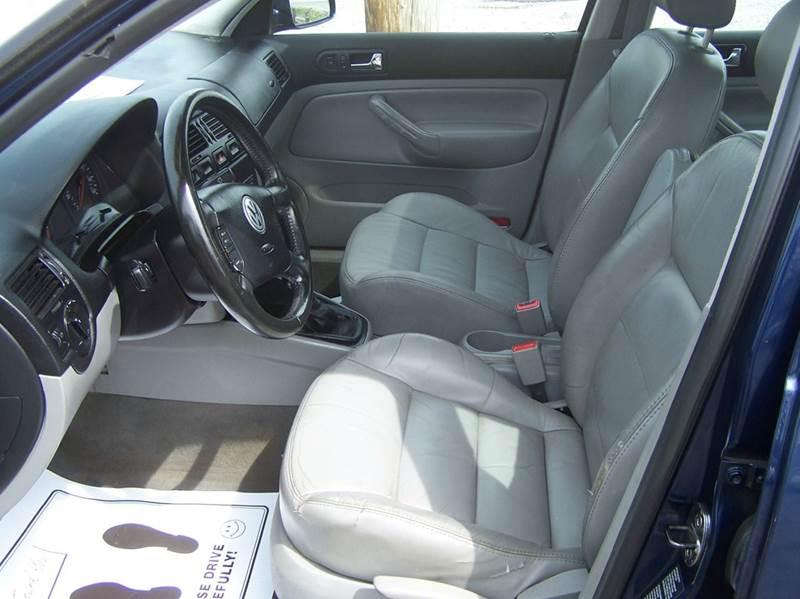 2003 Volkswagen Jetta GLS 4dr Sedan - Bowling Green OH