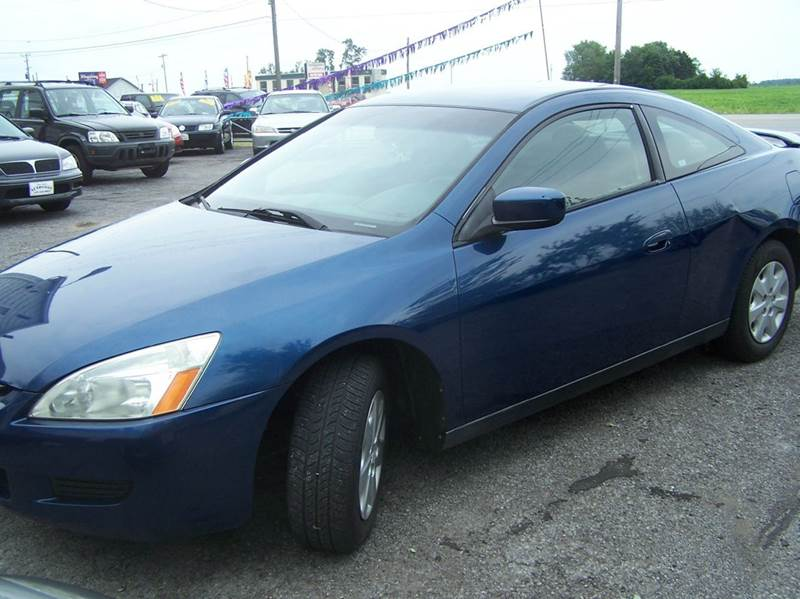2004 Honda Accord LX 2dr Coupe - Bowling Green OH