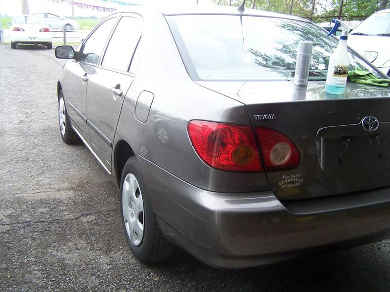 2004 Toyota Corolla CE 4dr Sedan - Bowling Green OH