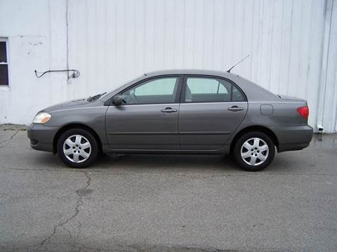 2007 Toyota Corolla for sale in Bowling Green, OH