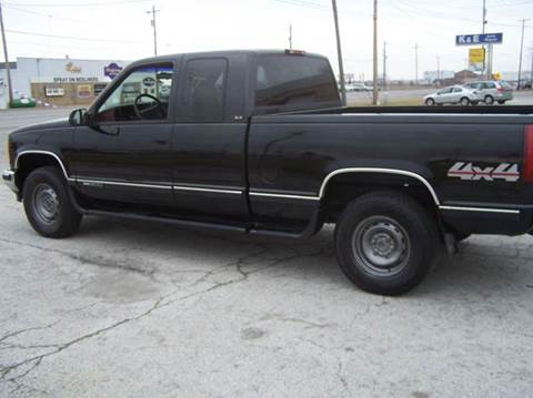 Ray Skillman Gmc >> 1995 GMC Sierra 1500 For Sale - Carsforsale.com