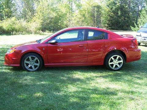 2005 Saturn Ion Red Line for sale in Bowling Green, OH