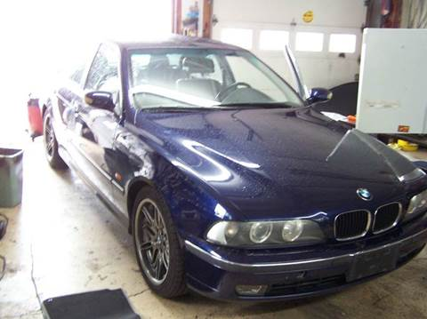 1997 BMW 5 Series for sale in Bowling Green, OH