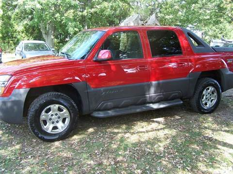 2003 Chevrolet Avalanche for sale in Bowling Green, OH