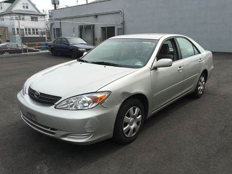 2003 toyota camry for sale new jersey. Black Bedroom Furniture Sets. Home Design Ideas
