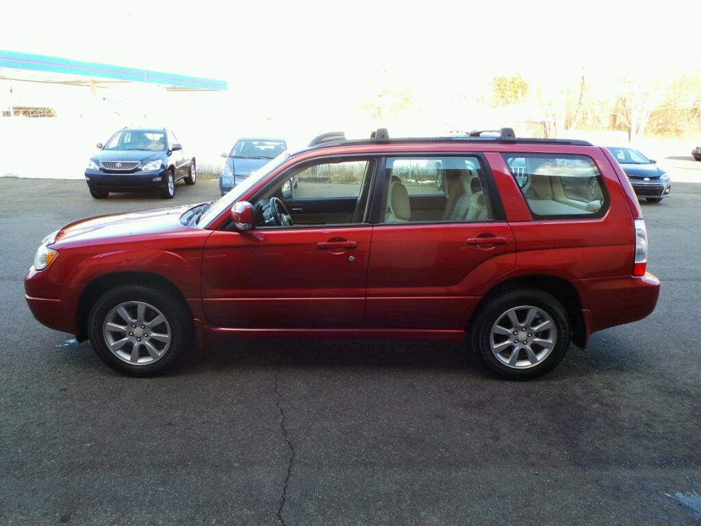 2006 subaru forester 2 5 x premium package awd 4dr wagon 4a in middletown ct middletown auto sales. Black Bedroom Furniture Sets. Home Design Ideas