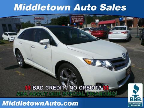 2014 Toyota Venza for sale in Middletown CT