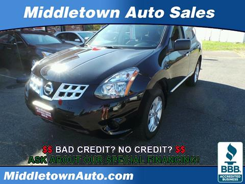 2015 Nissan Rogue Select for sale in Middletown CT