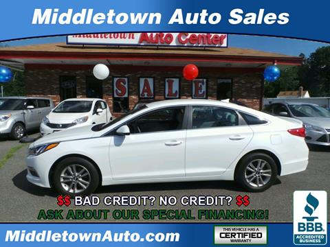 2015 Hyundai Sonata for sale in Middletown, CT
