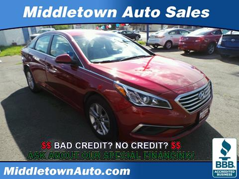 2016 Hyundai Sonata for sale in Middletown CT