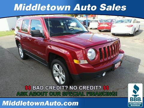 2014 Jeep Patriot for sale in Middletown, CT