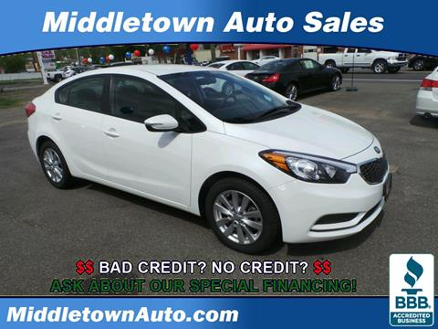 2014 Kia Forte for sale in Middletown CT