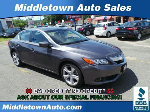 2015 Acura ILX for sale in Middletown CT