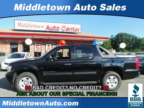 2010 Chevrolet Avalanche for sale in Middletown CT