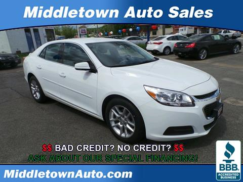 2014 Chevrolet Malibu for sale in Middletown CT