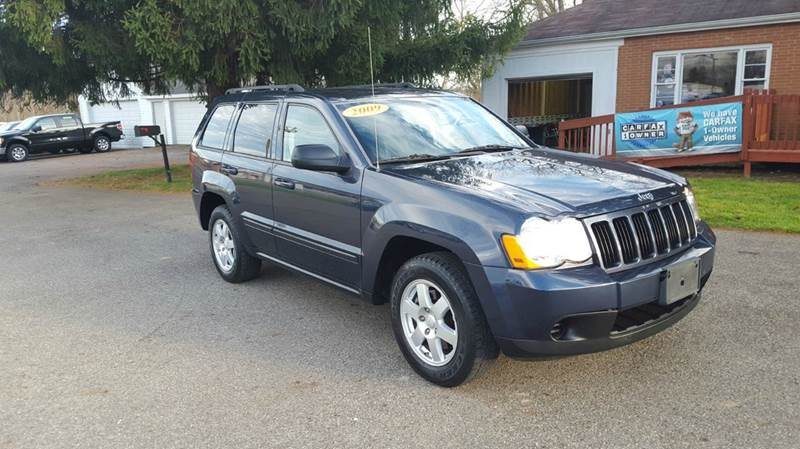 2009 jeep grand cherokee laredo 4x4 4dr suv in heath oh a auto brokers heath. Black Bedroom Furniture Sets. Home Design Ideas