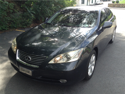 2007 Lexus ES 350 for sale in Old Forge, PA