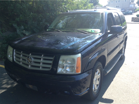 2004 Cadillac Escalade for sale in Old Forge, PA