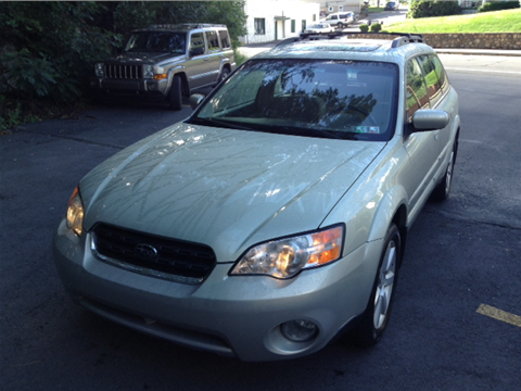 2007 Subaru Outback for sale in Old Forge, PA
