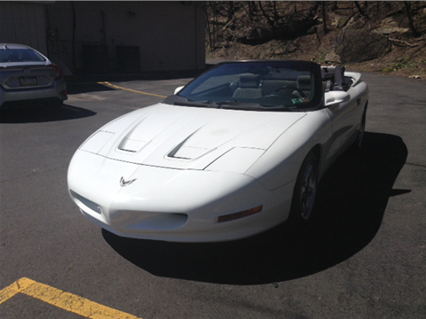 1995 Pontiac Firebird for sale in Old Forge, PA