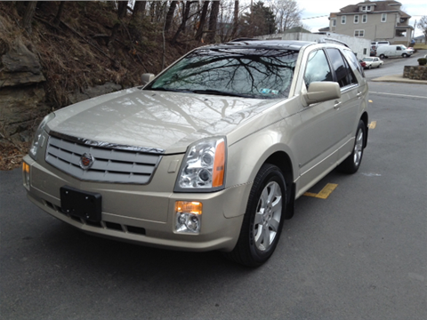 2008 Cadillac SRX for sale in Old Forge, PA
