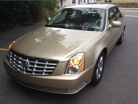 2006 Cadillac DTS for sale in Old Forge, PA