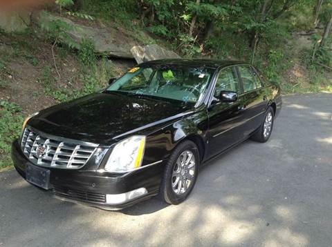 2008 Cadillac DTS for sale in Old Forge, PA